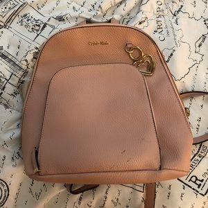 Calvin Klein backpack / purse